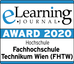 E Learning Award 2020