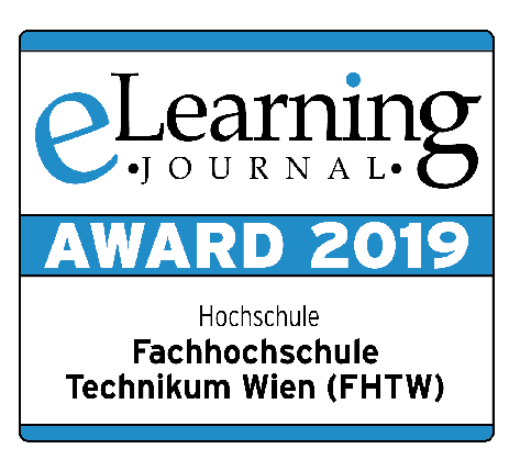 E Learning Award 2019